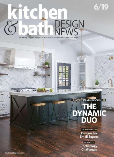 Kitchen & Bath Design News  June (2019)