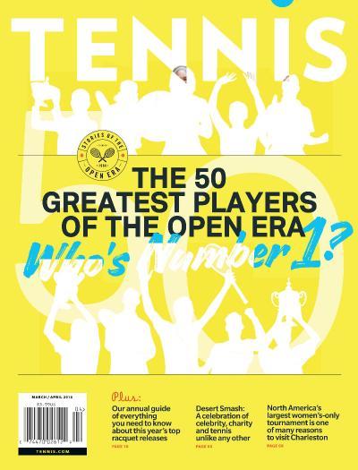 Tennis Magazine USA - March 06 (2018)