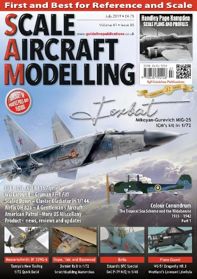Scale Aircraft Modelling   July (2019)