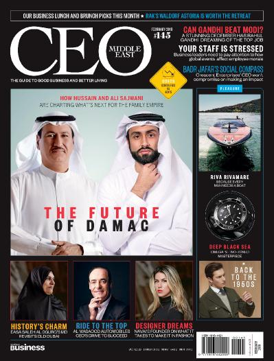CEO Middle East  February (2019)