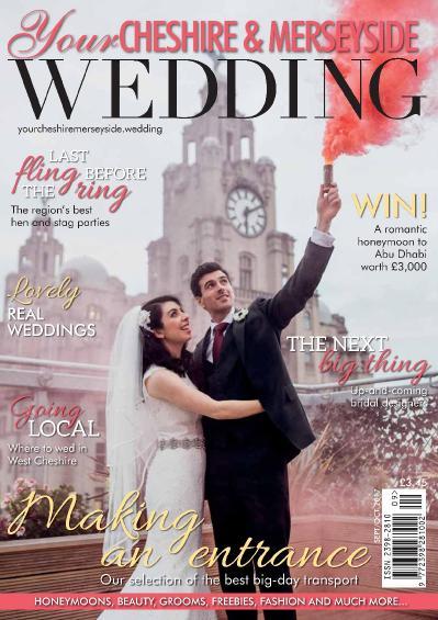 Your Cheshire & Merseyside Wedding  September-October (2017)