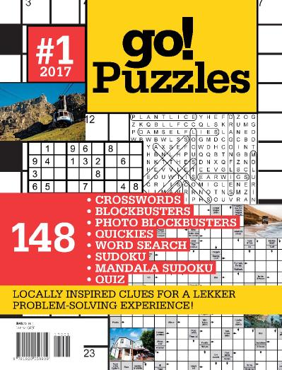 go ! Puzzles Issue 1 (2017)