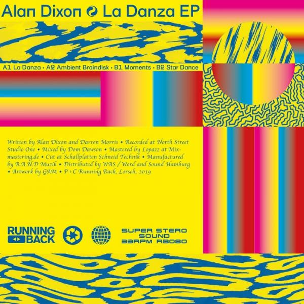 Alan Dixon La Danza Rb080d  (2019) Entangle
