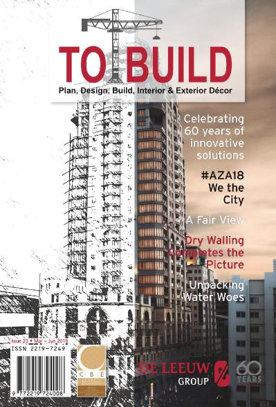 To Build Magazine March June (2018)