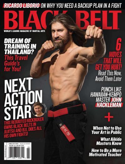 Black Belt   June July (2018)