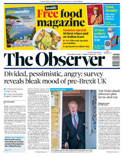The Observer   16 06 (2019)