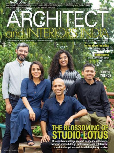Architect and Interiors India  June (2019)