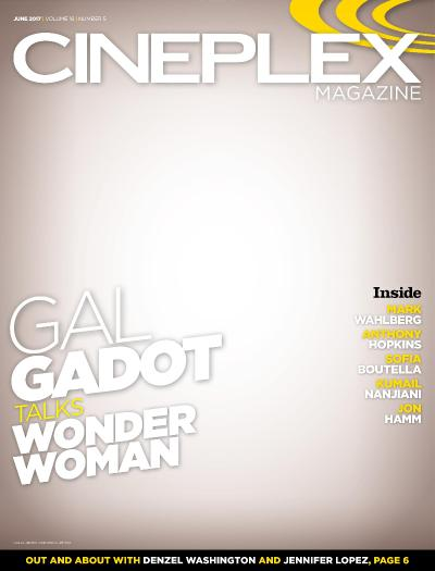 Cineplex Magazine  June (2017)