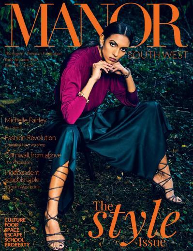 Manor Magazine   Early Autumn (2018)