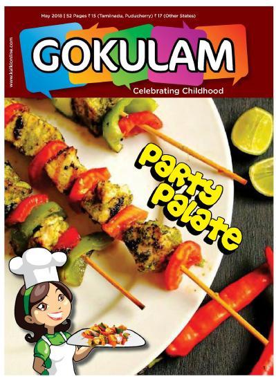 Gokulam English Edition   May (2018)