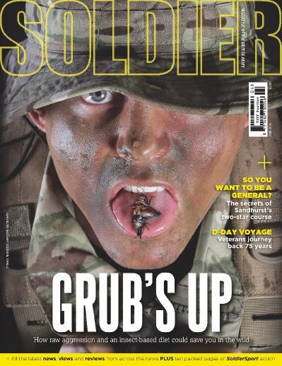 Soldier June (2019)
