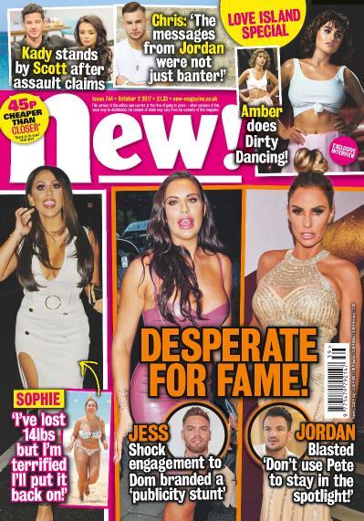 New ! Magazine  2 October (2017)