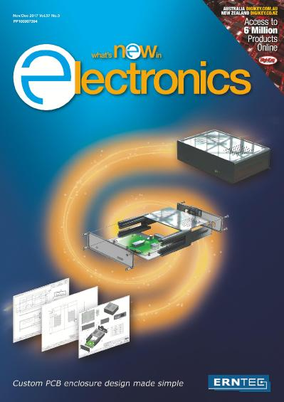 What s New in Electronics  November December (2017)