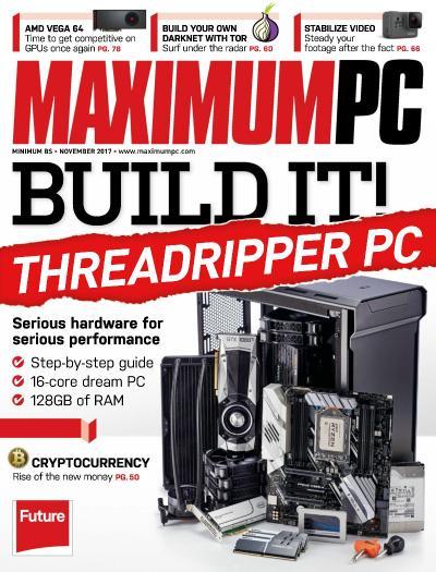 Maximum PC  November (2017)
