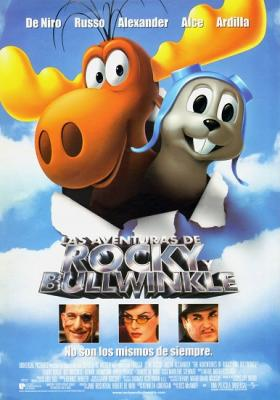 Приключения Рокки и Буллвинкля / The Adventures of Rocky & Bullwinkle (2000) BDRip 1080p