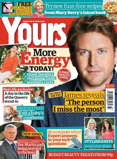 Yours UK  Issue 280  September 12 (2017)