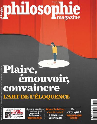 Philosophie Magazine N 130  Juin (2019)