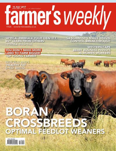 Farmer s Weekly  July 14 (2017)