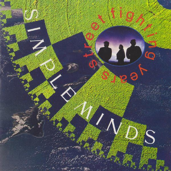 Simple Minds   Street Fighting Years ((1989)) Flac