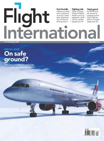 Flight International   11 December (2018)