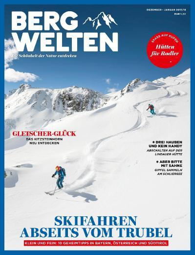 Bergwelten Austria No 01  Januar (2018)