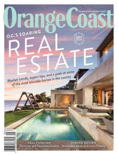 Orange Coast Magazine September (2017)