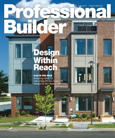 Professional Builder June (2019)