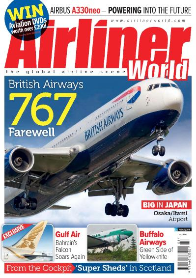 Airliner World   February (2019)