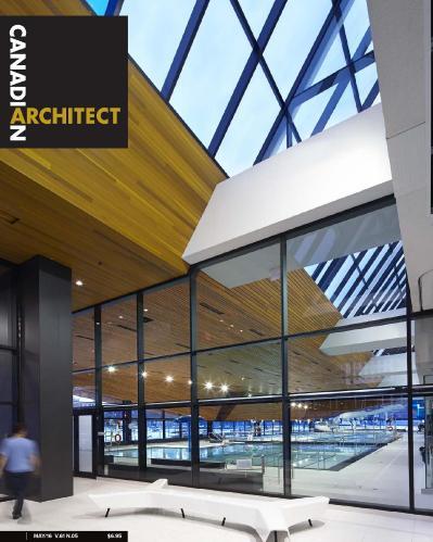 Canadian architect 05(2016)