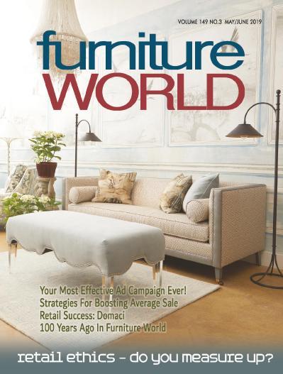 Furniture World  May June (2019)