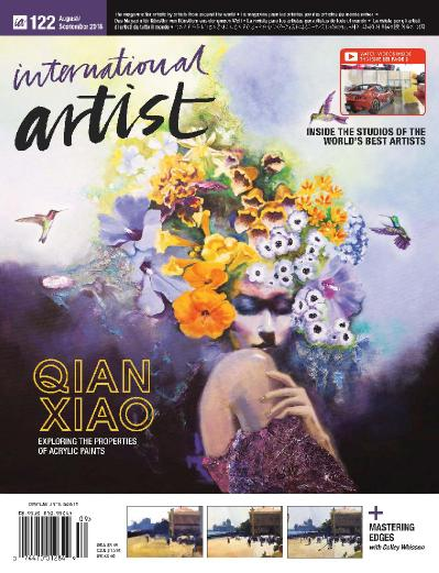 International Artist   August September (2018)