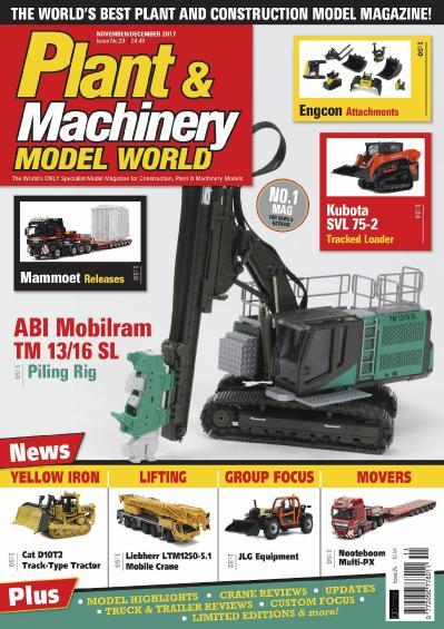 Plant & & Machinery Model World November December (2017)