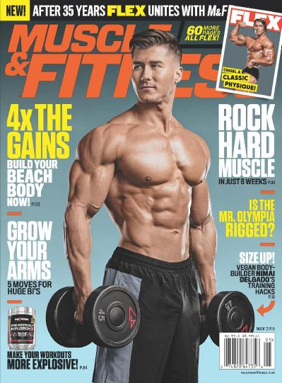 Muscle & & Fitness USA May (2018)