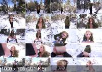 Naked in the snow - Ashlee | 2019 | FullHD | 728 MB