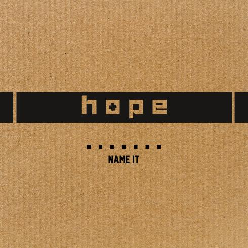 Hope - Name It (2019)