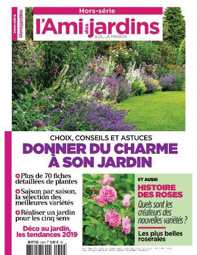 L Ami Des Jardins et De La Maison Hors S 2! rie N 209 Juin (2019)