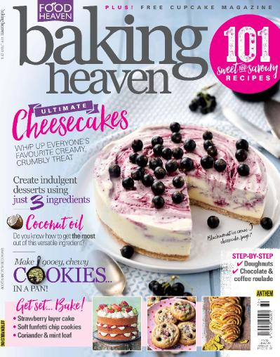 Baking Heaven  April May (2018)