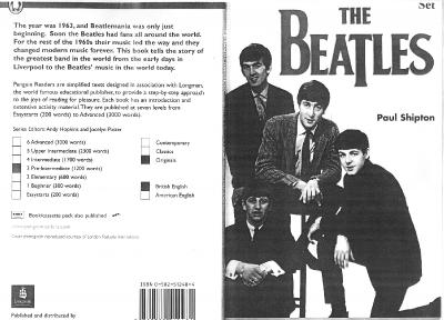 The Beatles (Penguin Readers, Level 3)
