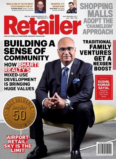 Retailer   May (2018)