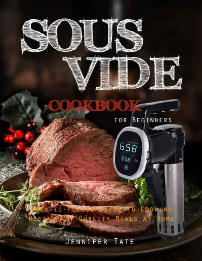 Sous Vide Cookbook for Beginners
