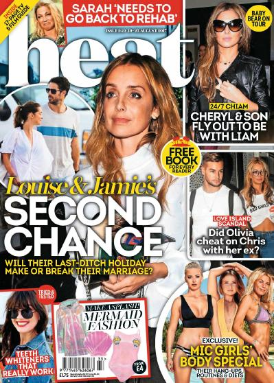 Heat UK  Issue 949  19 25 August (2017)