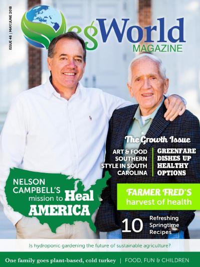 VegWorld   May June (2018)