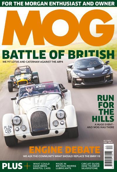 Mog Magazine  October (2017)