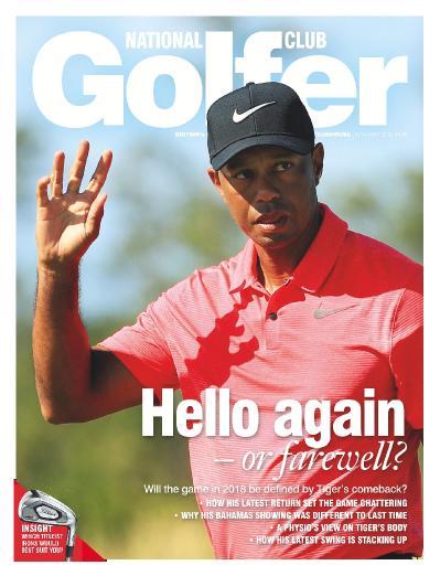 National Club Golfer  January (2018)