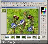 PhotoFiltre Studio X 10.14.0 Full Portable (PortableApps)