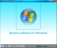 System software for Windows 3.3.1