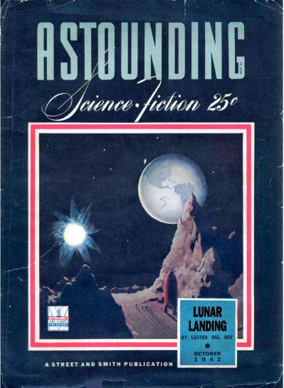 Astounding Science Fiction   October (1942)