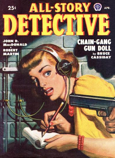 All Story Detective   April (1949)