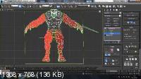 Создание 3D персонажа для игр с последующей продажей (2016) PCRec