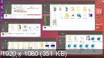 Windows 10 Professional VL 1903 19H1 by OVGorskiy 07.2019 2DVD (x86/x64/RUS)